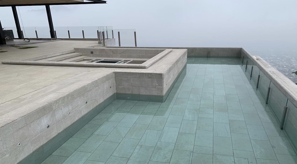 UNIKPOOLS - Monterrey Movable Pool Floor